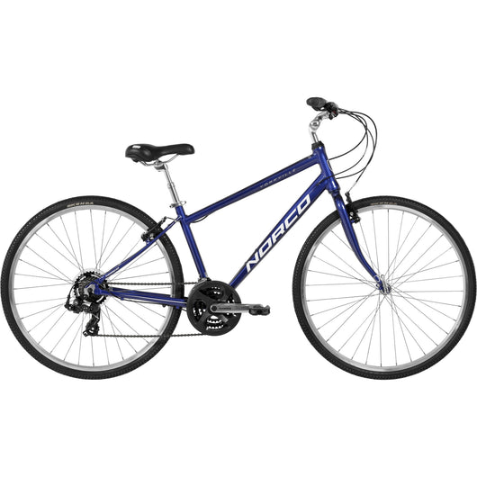 Norco Yorkville '16 Bike Blue - Bike Doctor, Vancouver