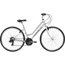 Norco Yorkville '16 Step-Thru Bike Silver - Bike Doctor, Vancouver