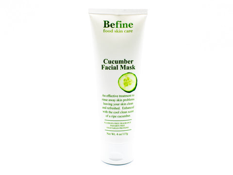 Cucumber Facial Mask