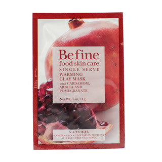 Warming Clay Mask Packette