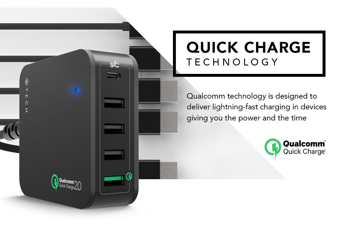 Qualocomm QuickCharge