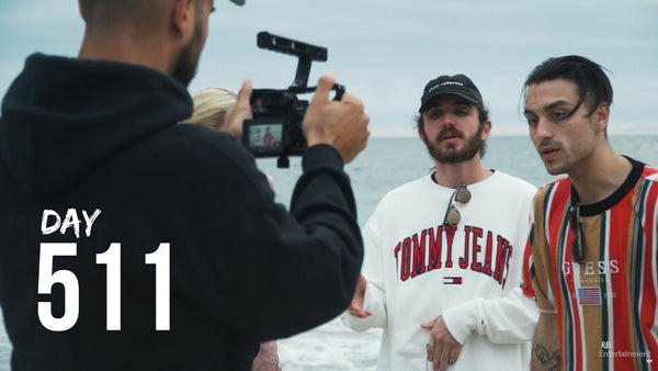 1500 or Nothin, Santa Monica, Mach Man Music Vid | Rare Breed | DAY 511