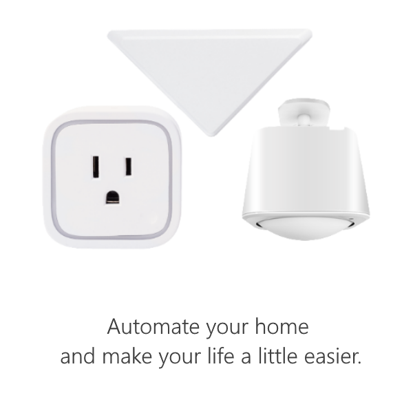 Oomi Convenience Bundle - Z-Wave home automation made easy with switches, sensors and plugs.