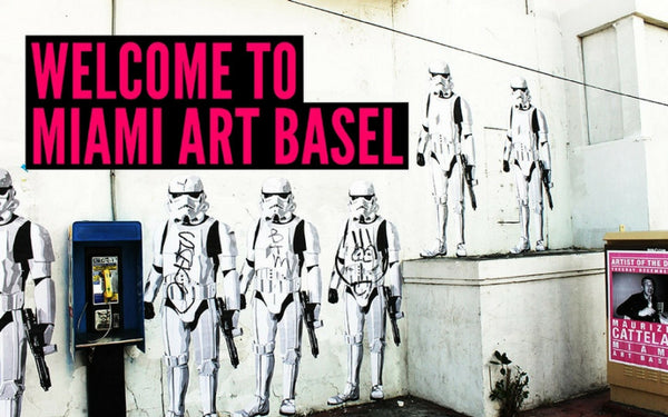 MIAMI ART BASEL SURVIVAL GUIDE