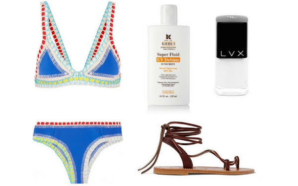 LABOR DAY WEEKEND STYLE GUIDE