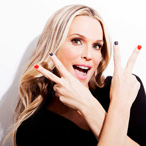 Molly sims vegan nail polish