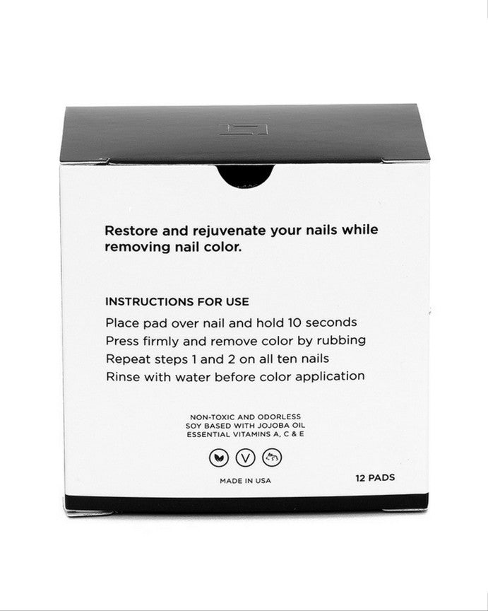 Natural Remover Wipes - LVX Luxury Nail Polish