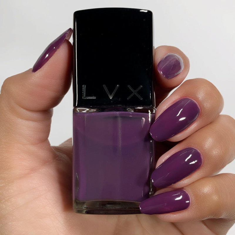 AUBERGINE - LVX Luxury Nail Polish