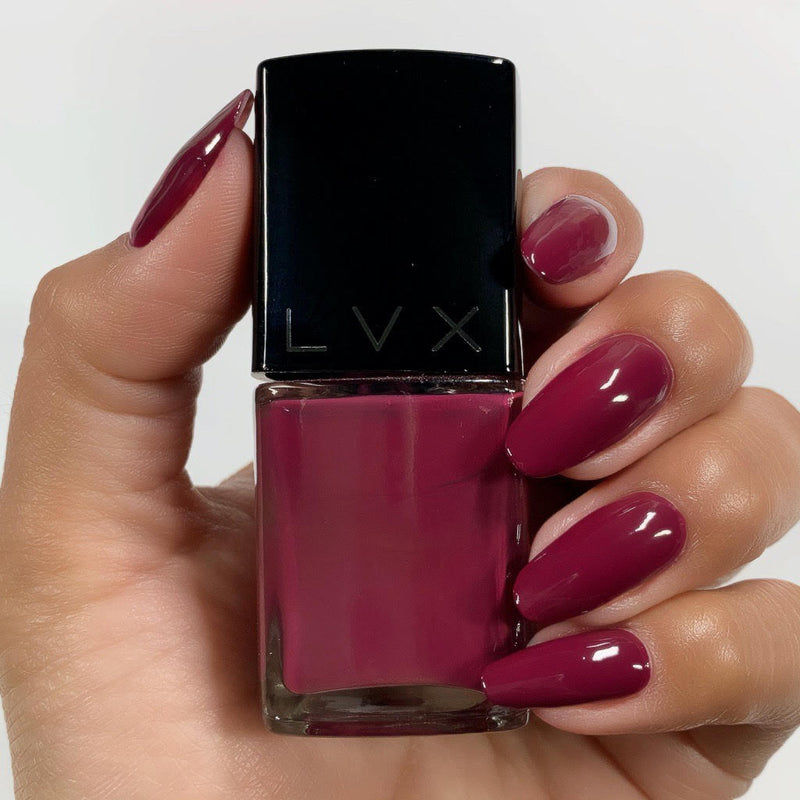 BORDEAUX - LVX Luxury Nail Polish