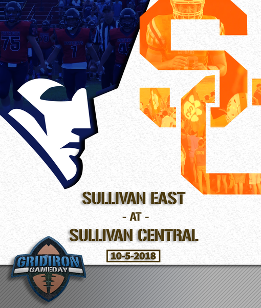 Sullivan East at Sullivan Central 2018 PREORDER