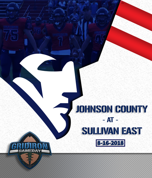 Johnson County at Sullivan East 2018