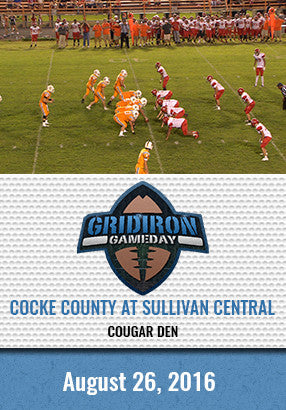 Cocke County at Sullivan Central 2016