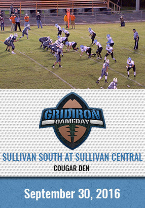 Sullivan South at Sullivan Central 2016