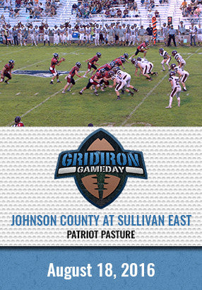 Johnson County at Sullivan East 2016