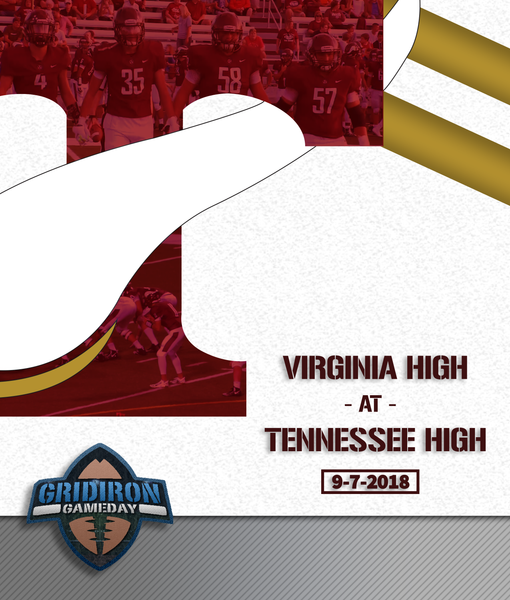 Virginia High at Tennessee High 2018 PREORDER