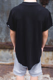The Edge Tee - Black