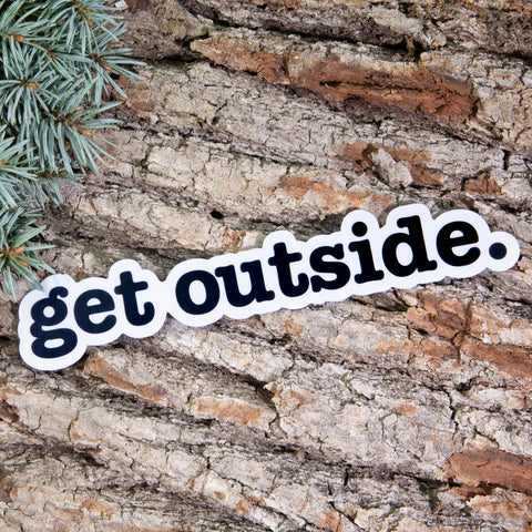 Get Outside - Left Coast Life