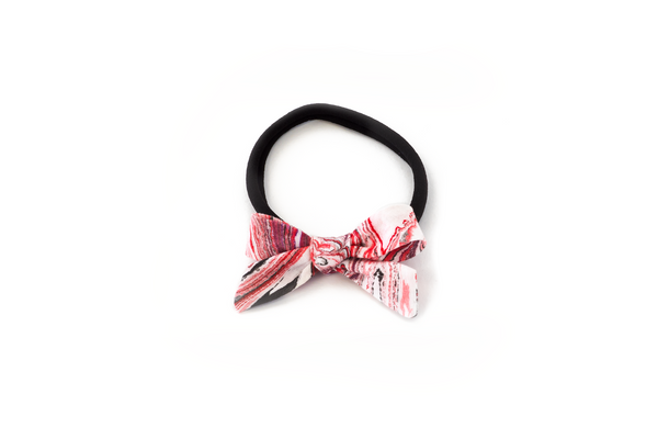 Barbara Bow Headband