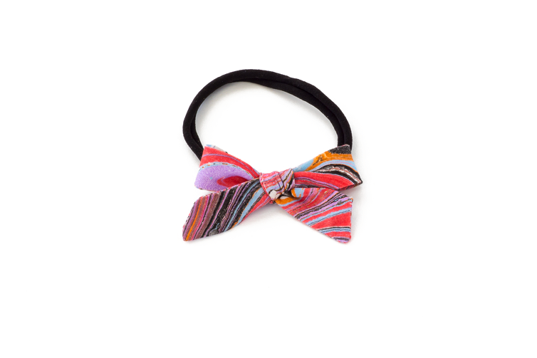 Lauren Bow Headband