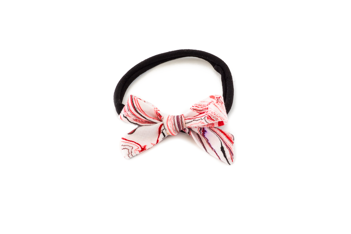 Mary Bow Headband