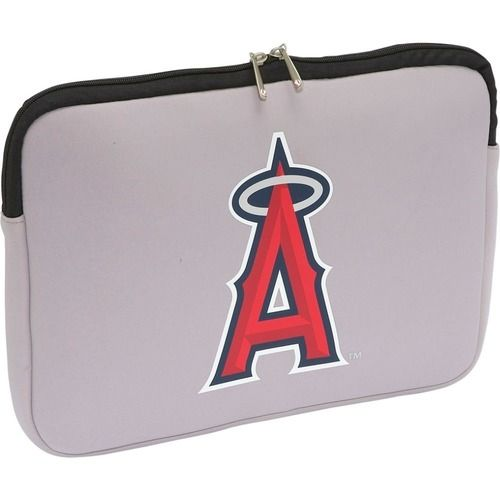 LA Angels MLB Laptop Sleeve 15.6 Inch for Notebook PC & Macbook Pro
