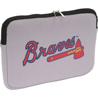 Atlanta Braves MLB Laptop Sleeve 15.6 Inch for Notebook PC & Macbook Pro