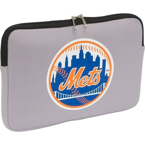 NY Mets MLB Laptop Sleeve 15.6 Inch for Notebook PC & Macbook Pro