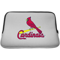 St. Louis Cardinals MLB Laptop Sleeve 15.6 Inch for Notebook PC & Macbook Pro