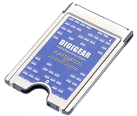 SDXCPA Digigear SD SDHC SDXC to PC Card PCMCIA adapter ATA flash memory