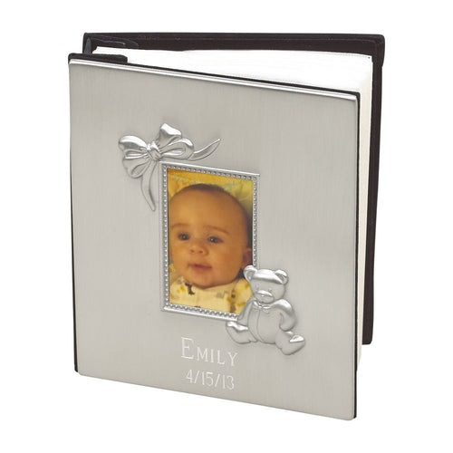 Baby Album w/ Matte Finish