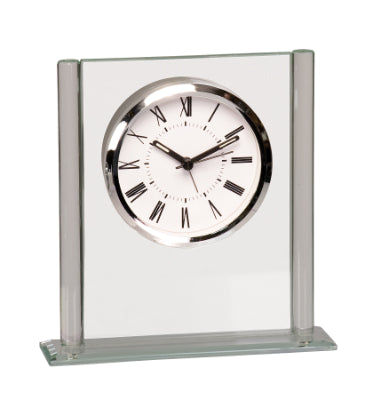 Squared Crystal Clock