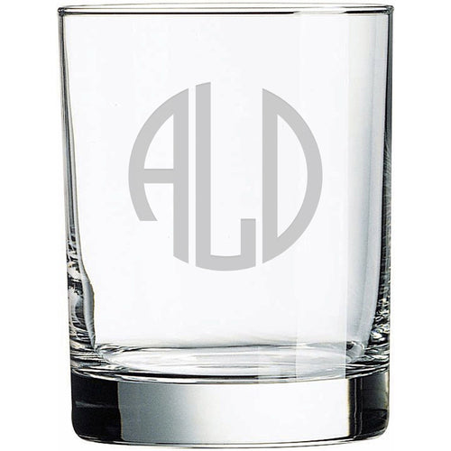 14 Oz. Double Old Fashioned Glass
