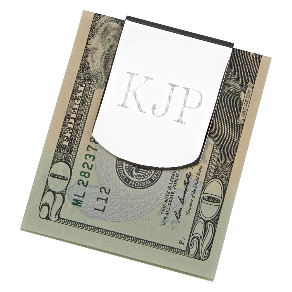 Wide Money Clip