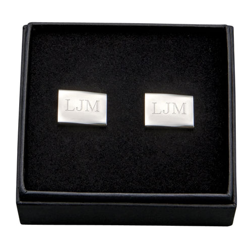Rectangular Cuff Links