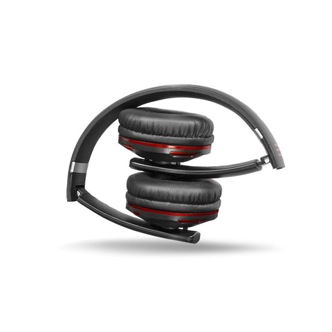 PSYC Wave X1 Bluetooth Wireless On-Ear Stereo Headphones & Built-in Mic iPhone iOS/Android/OSX/Windows