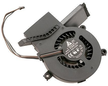 "Apple iMac A1224 20"" 2007/08 HDD Cooler Fan 620-4324 BFB0612HB 607-3311 620-3914"