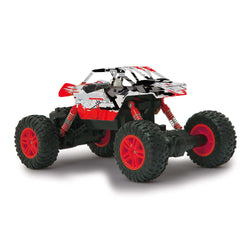 Jamara R/C 4WD Hillriser Crawler 1:18 Orange JAM-410054 Toy 4 Wheel Drive Childrens Toy