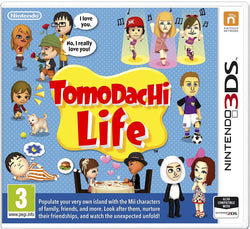 Tomodachi Life for Nintendo 3DS Video Game Console