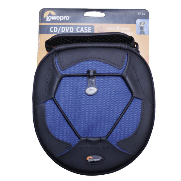 LowePro Navy*Navy Ap24 CD/DVD Wallet
