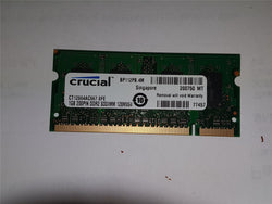 Crucial 1GB DDR2 667mhz PC2-5300 CT12864AC667.8FE Memory Apple MacBook/iMAC