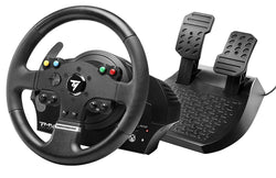 New Thrustmaster TMX Force Feedback Racing Wheel and Pedal Set PC Xbox One Compatible Controller