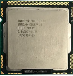 Apple Intel i3-540 3.06ghz Processor LGA1156 iMac A1311 2009/2010 CPU SLBTD