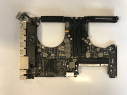 Apple Macbook Pro A1286 Late 2011 Core i7 2.5hz 820-2915-A Logic Board 1GB 661-6161 (faulty)