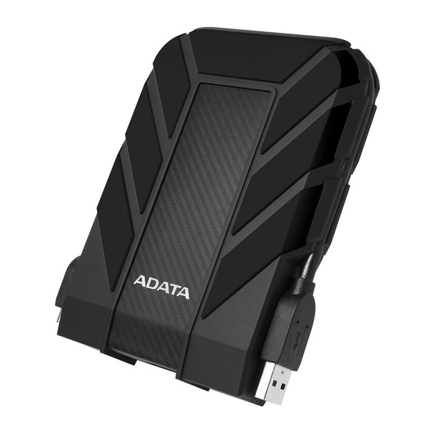 "ADATA 4TB HD710 Pro Military Grade Rugged 4TB External Hard Drive 2.5"" USB 3.1 IP68 Water/Dust/Shock Proof Black"