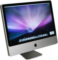 Apple iMac A1224 2007 20-inch Core2Duo 2.0ghz Radeon 2400XT 160GB Hard Disk 2GB RAM DVDRW Drive