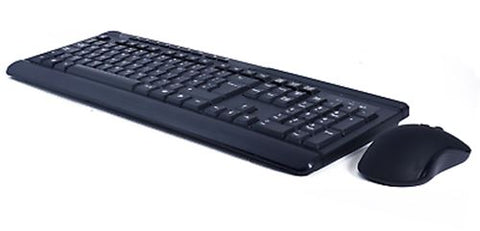 Sumvision Paradox VI Wireless PC Keyboard and Mouse Desktop Computer Set / Kit
