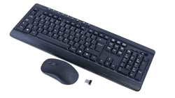 Paradox VI Black Wireless Combo Edition 6 Keyboard & Mouse Set ANDROID/WINDOWS
