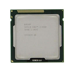 Intel I5-2400 3.1gHz SR00Q Processor Socket H2 LGA1155 iMac A1312 Mid-2011 CPU