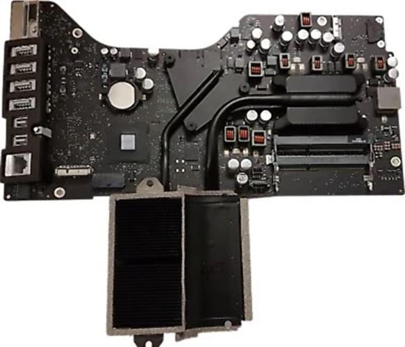 "Apple 21.5"" A1418 2012 iMac Logic Board 820-3302-A with SSD Fusion slot 661-7373 NO CPU FAULTY"