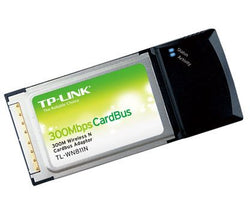 TP Link TL-WN811N 300MB Wireless PCMCIA Cardbus Adapter Laptop Ntotebook Compatible 2.4Ghz,